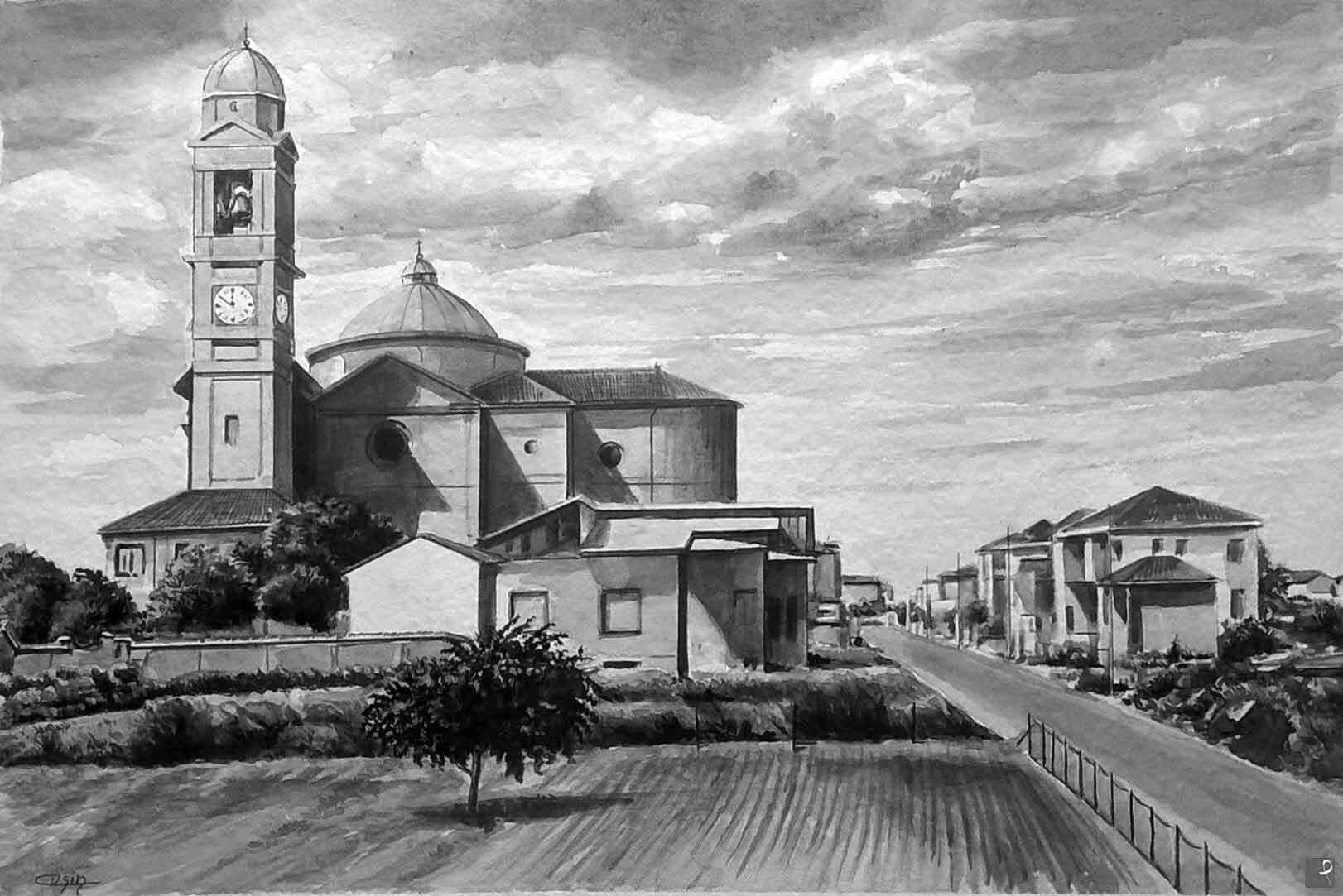 Chiesa parrocchiale di Bellusco